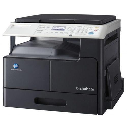Máy photocopy chính hãng Bizhub 266