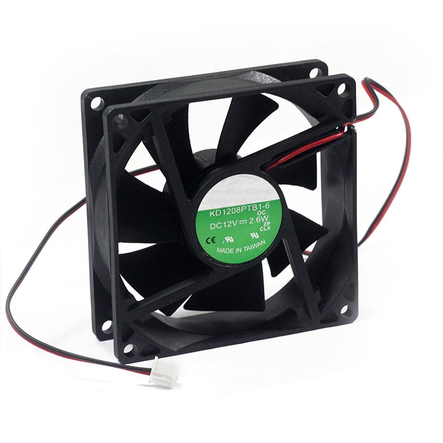 Quạt Tản Nhiệt 8x8x2.5cm 12VDC-0.19A