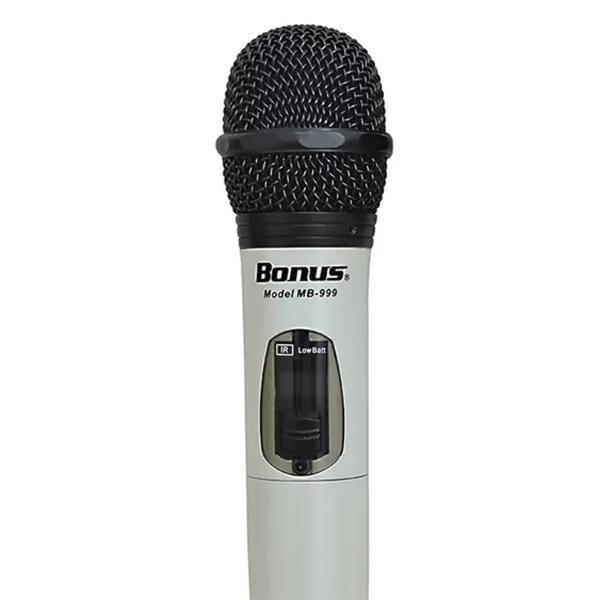 Micro Không Dây Bonus Audio MB-999 - Hàng Chính Hãng