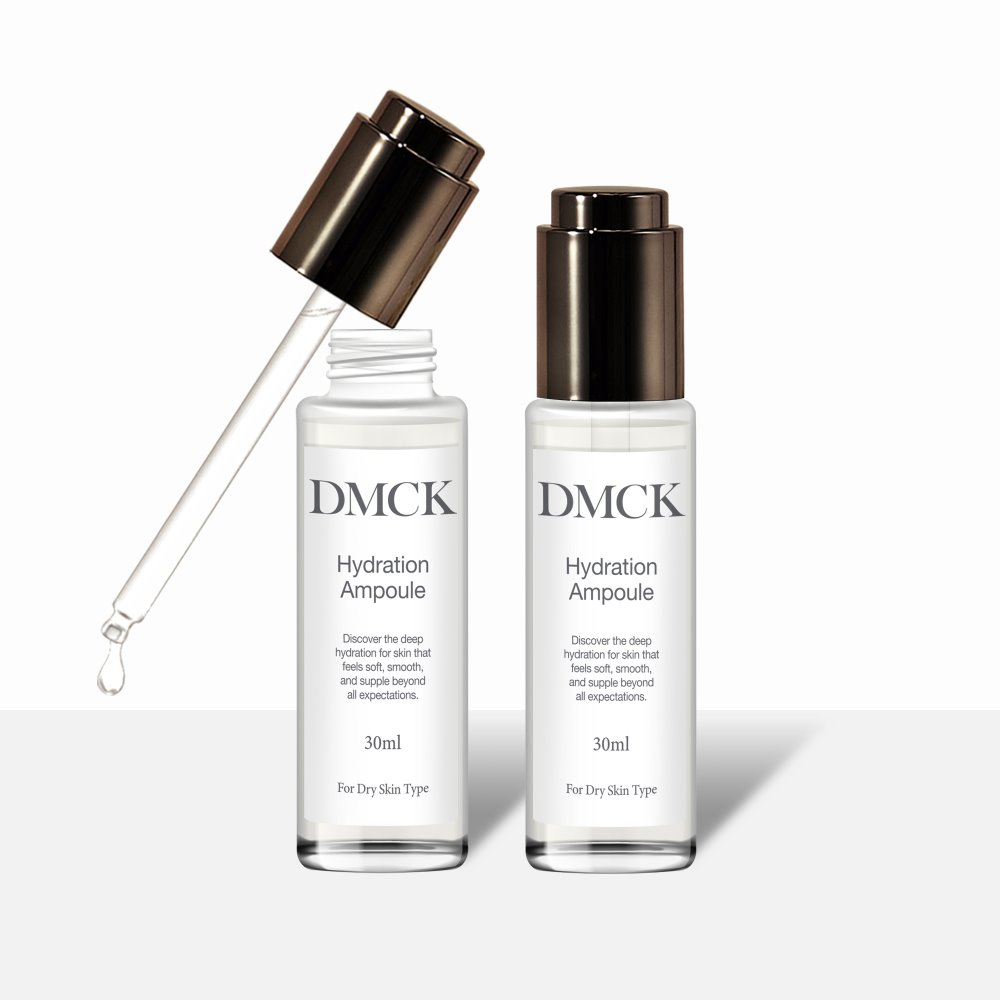 Tinh chất cô đặc Dưỡng ẩm, Cấp ẩm, Cấp nước cho da, Bổ sung dưỡng chất, Da căng bóng tự nhiên - DMCK Hydration Ampoule (30ml*2pcs)