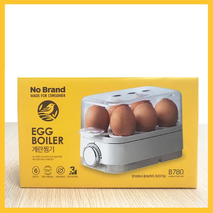 Máy Luộc Trứng - Hấp Thực Phẩm Siêu Tốc No Brand