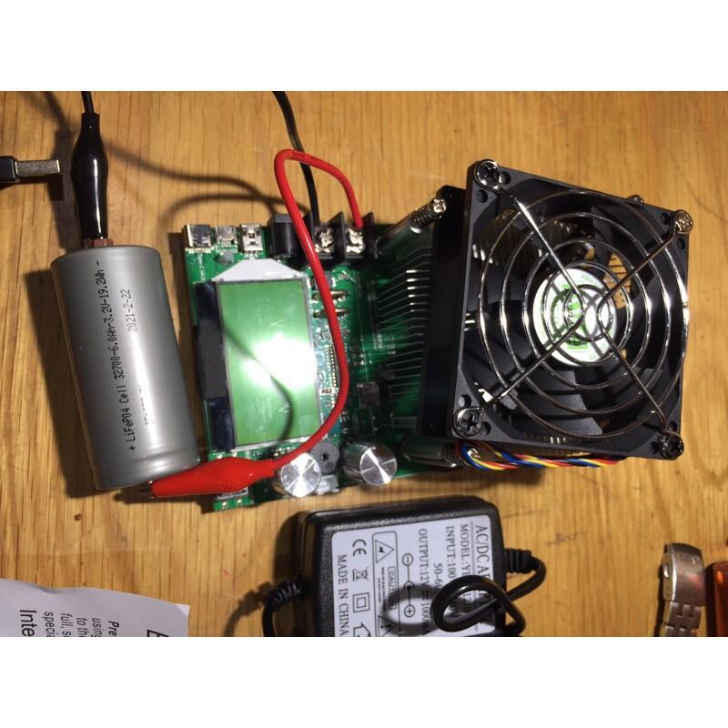 Máy kiểm tra pin Lithium 180W capacity tester
