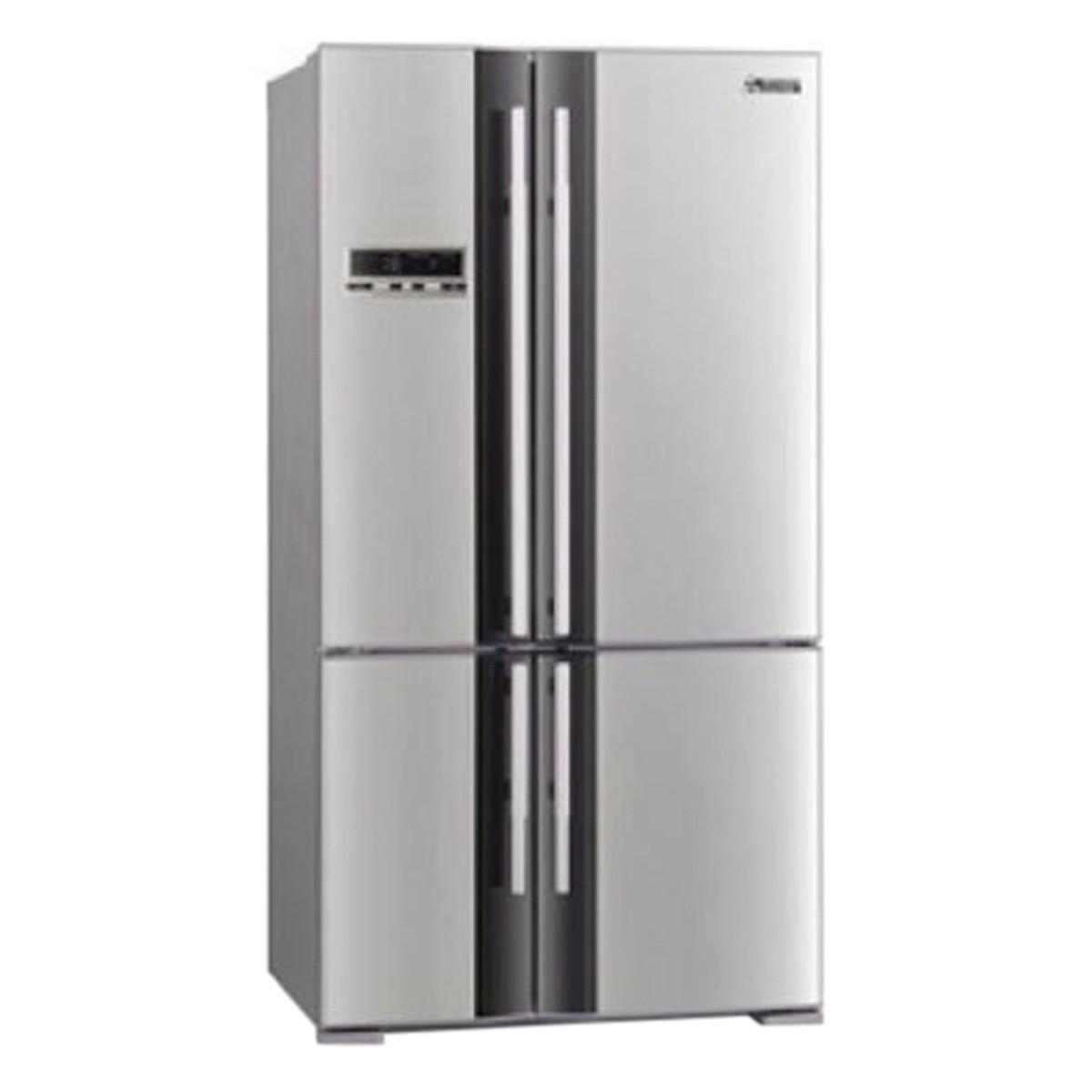 Tủ Lạnh Inverter Mitsubishi MR-L78EH-ST-V (635 lít) - Thép Không Gỉ - Hàng  chính hãng + Tặng Bình Đun Siêu Tốc - Tủ lạnh