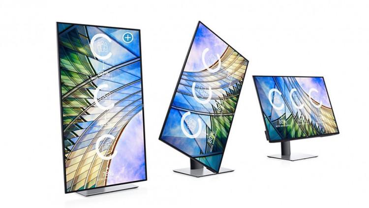 Dell ra mắt loạt màn hình Ultrasharp cho đồ họa chuyên nghiệp, tích hợp sẵn USB Type-C ảnh 2
