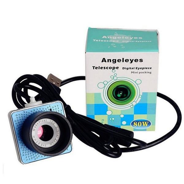 Camera chuyên dụng cho kính thiên văn, độ phân giải HD, trang bị cổng USB , hàng chính hãng Angeleyes