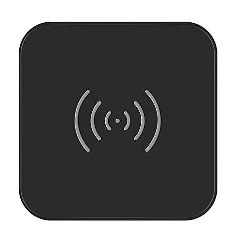 Đế sạc nhanh không dây hiệu CHOETECH HPK-T511 Gen2 cho điện thoại / tai nghe Airpods 2 (Công suất 5W, chuẩn Qi) - Hàng chính hãng