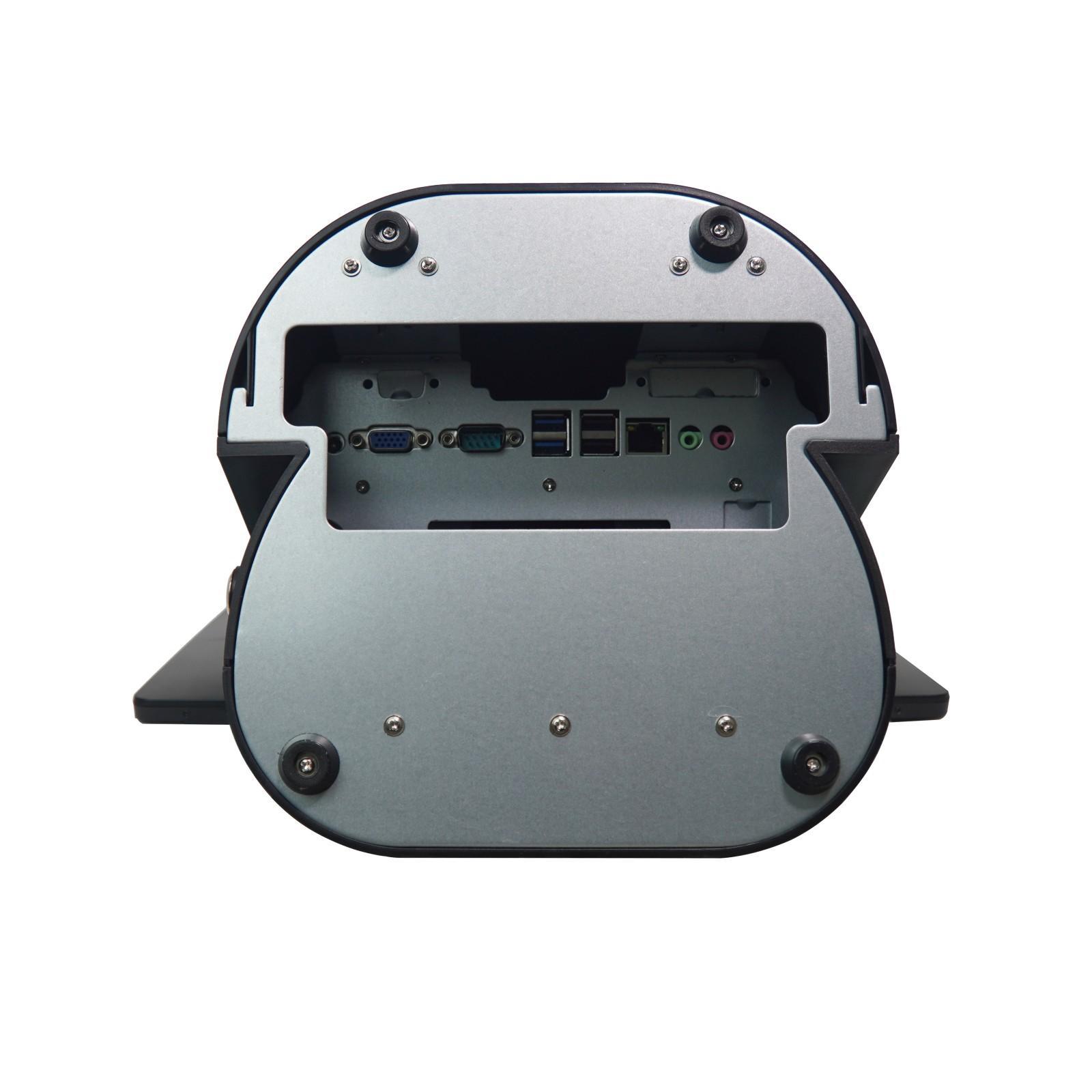 Máy tính tiền POS Teki P10 (1 màn hình+hiển thị giá 8 led) Hàng chính hãng