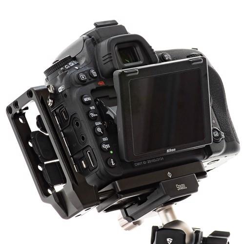 giá đỡ máy ảnh Stabil LD750: L PLATES (BRACKET) FOR NIKON D750 hàng chính hãng