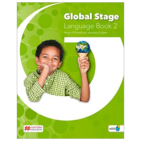 Global Stage Literacy Book And Language Book Level 2