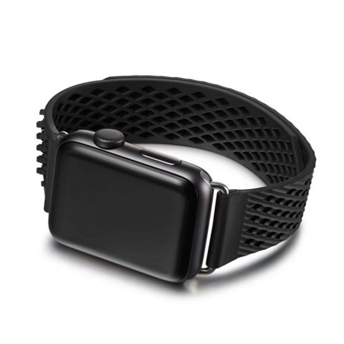 Dây silicon series 3 cho Apple watch