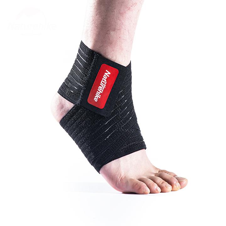 Băng bảo vệ cổ chân mắt cá chân Băng quấn cổ chân mắt cá chân Đai bảo vệ cổ chân mắt cá chân Naturehike NH20HJ006 hàng chính hãng chất liệu thoáng khí co giãn tốt hỗ trợ bạn khi tham gia các hoạt động thể thao