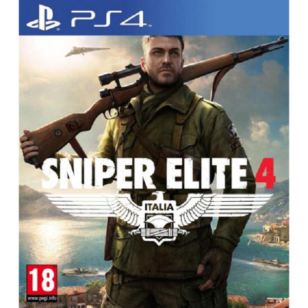 Đĩa Game Ps4: Sniper Elite 4 -Hàng nhập khẩu