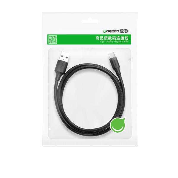 Cáp USB Type C to USB 2.0 Ugreen 60118 dài 2m chính hãng cao cấp