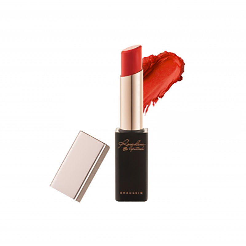 Son lì Beauskin Rosedew Matte Creamy Lipstick 3.5g