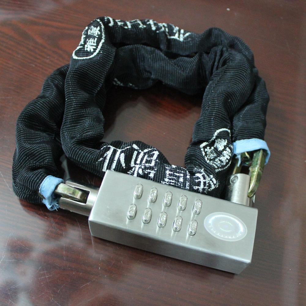 Khóa xích mật khẩu chống trộm xe máy MT-108B