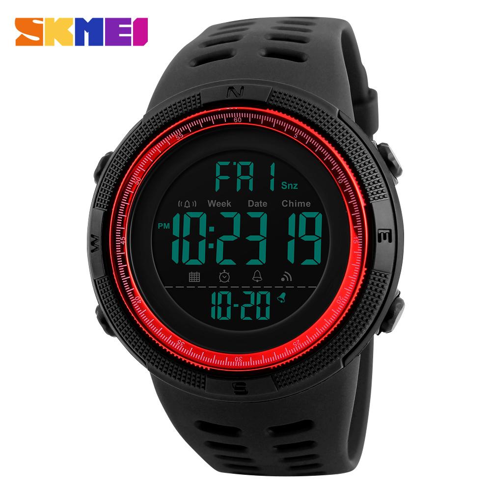 Đồng hồ đeo tay Skmei - 1251RD