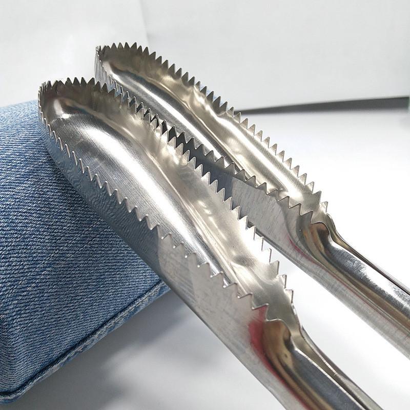 Dụng cụ đánh vảy cá inox 23.3x3.5cm (01 Cái)