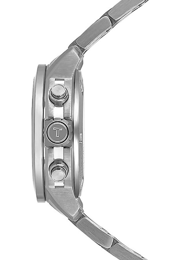 Đồng Hồ Nữ Dây Thép Không Gỉ Tissot T055.217.11.113.00 (34 x 35 mm) - Xám