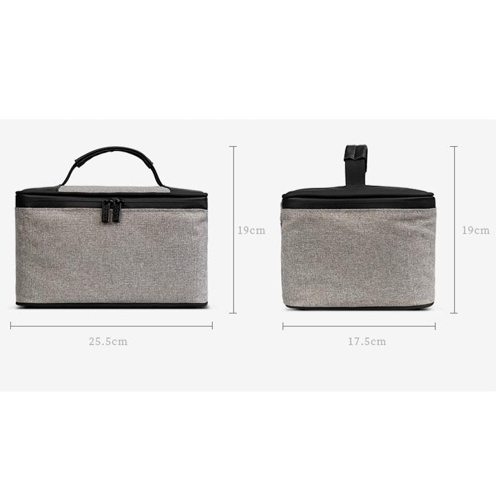 Túi đựng phụ kiện cỡ lớn BN-X002 - túi đựng dành cho máy Nintendo Switch - Oz121