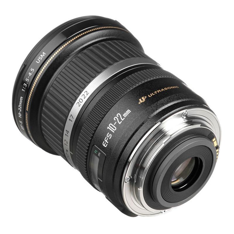 Lens Canon EF-S 10-22mm f/3.5-4.5 USM - Hàng Chính Hãng