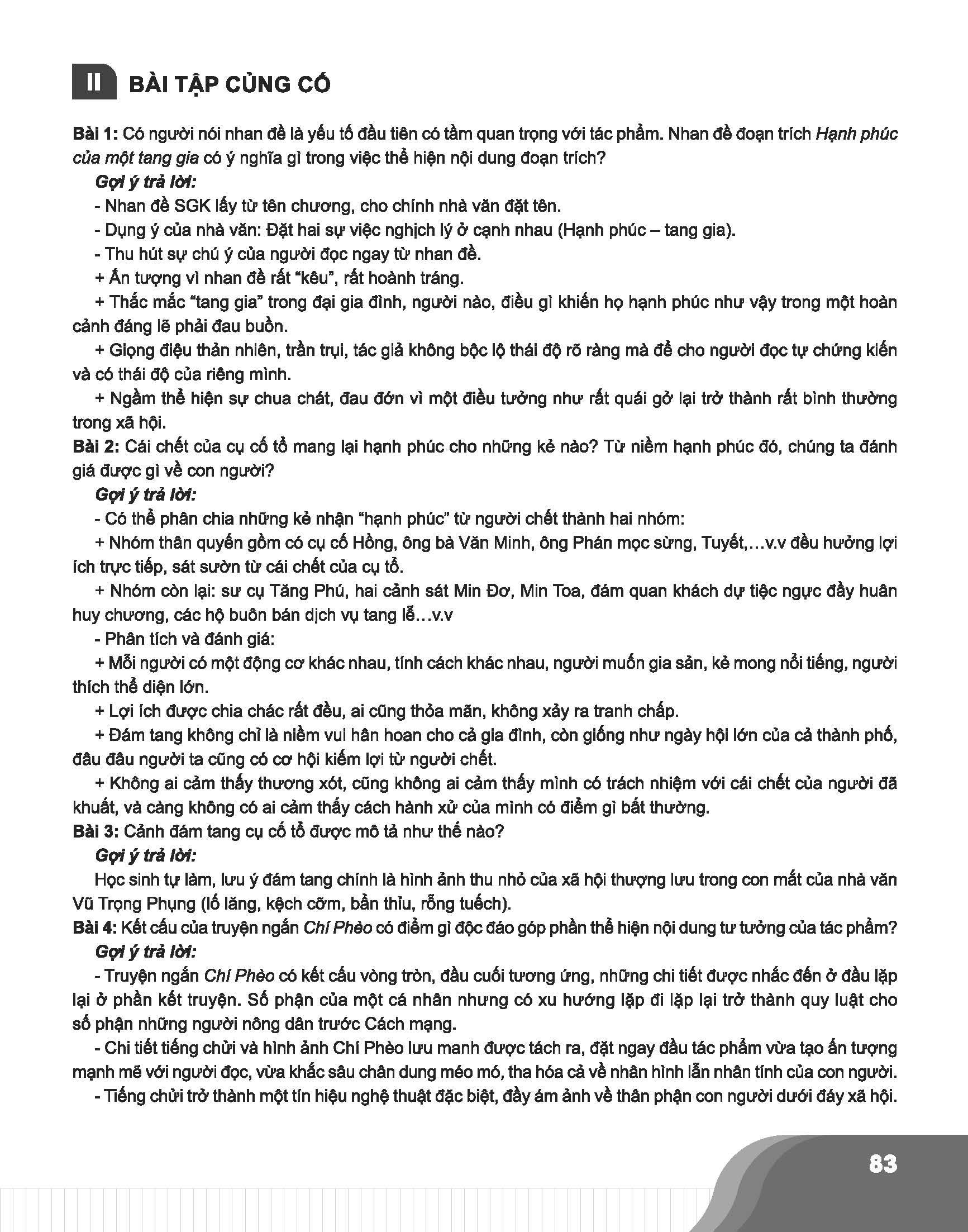 Bí quyết chinh phục điểm cao Ngữ văn 11