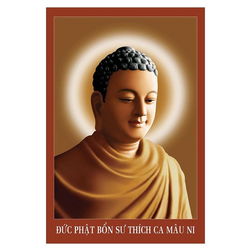 Tranh Phật Giáo Thích Ca Mâu Ni Phật 2487