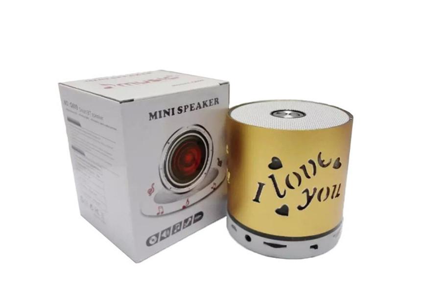 Loa Mini Q609 - I LOVE YOU
