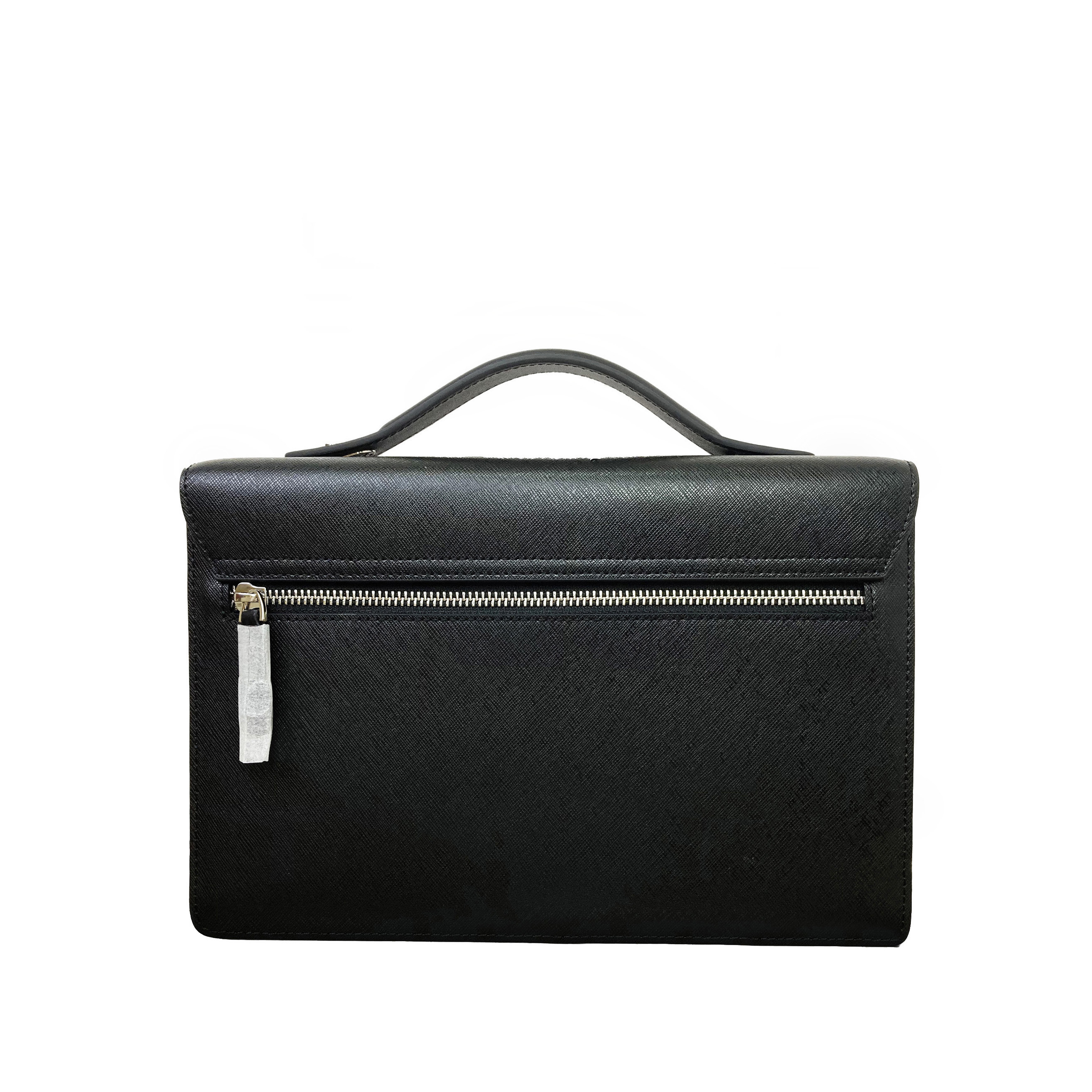 Homme Newington - Italian Saffiano Leather Handbag