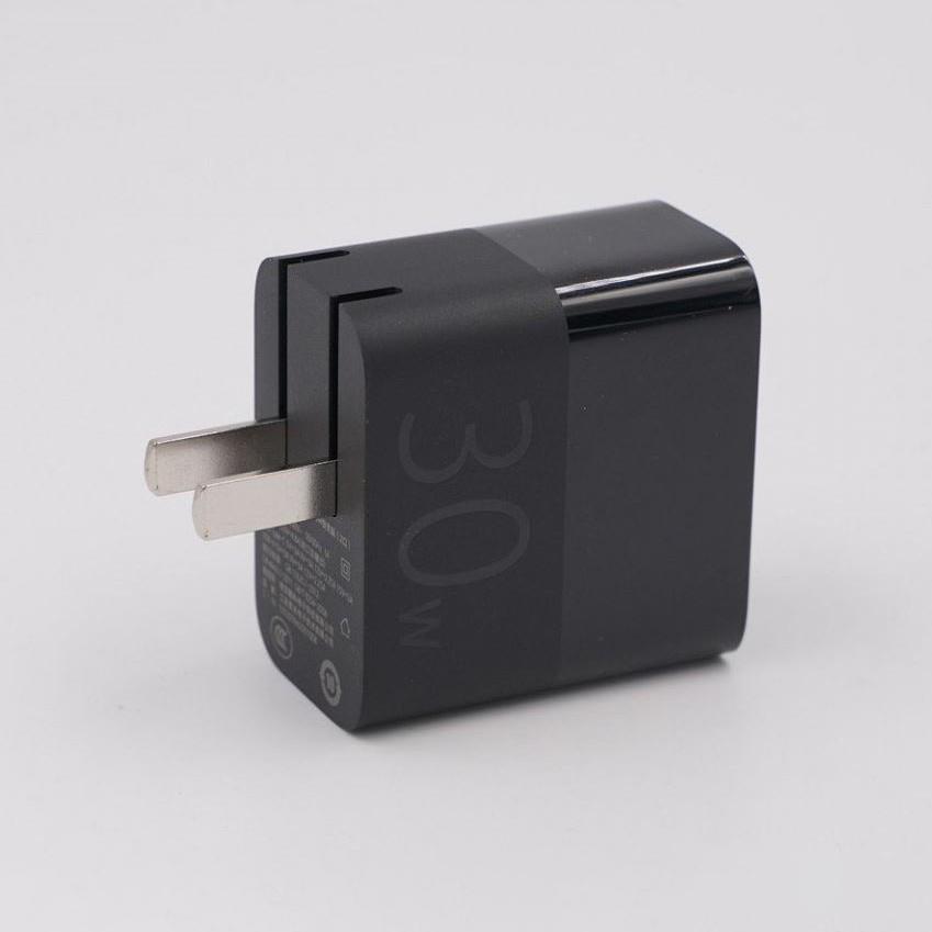 Adapter Sạc Nhanh 2 Cổng 30W ZMI HA722 ( 1 USB-A + 1 USB-C ) - Hàng Nhập  Khẩu - Adapter sạc - Củ sạc thường | DiDongVietNam.com