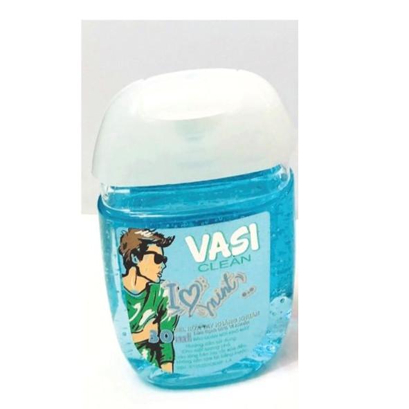 Gel Rửa Tay Diệt Khuẩn VASI Clean -30ml