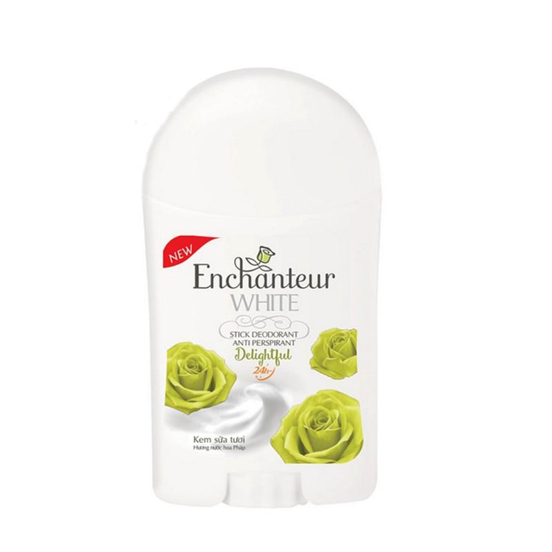 Sáp khử mùi trắng da Enchanteur Delightful 40g