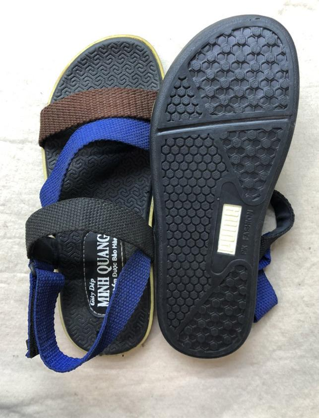 Giày Sandal Quai Dù MQ15