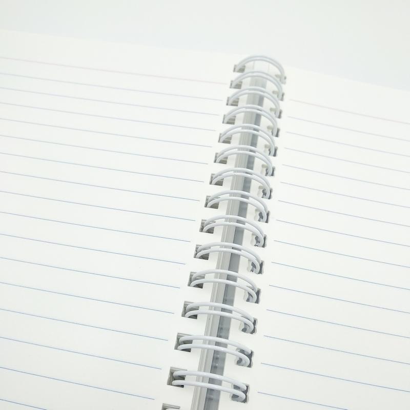 Sổ Lò Xo Morning Glory Study Plan - Màu Xanh