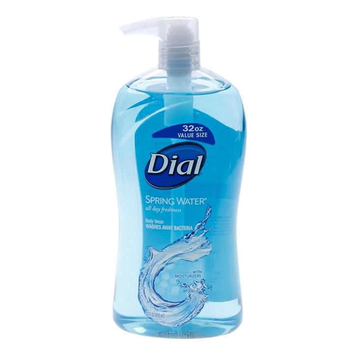 Sữa tắm Dial Spring Water 946ml