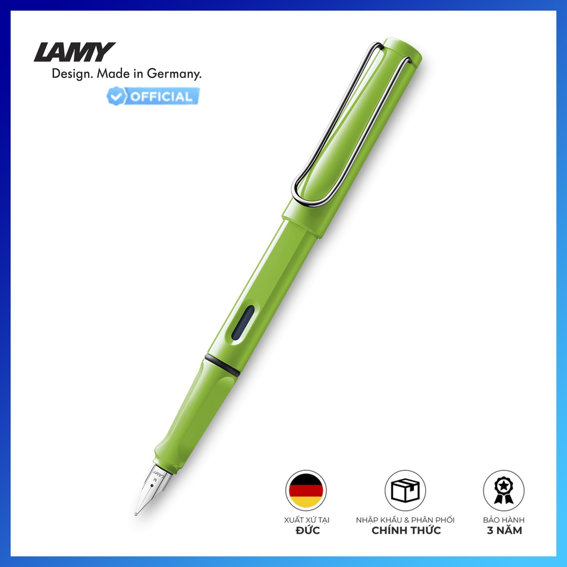 Bút Mực Lamy Safari (Apple Green) 013
