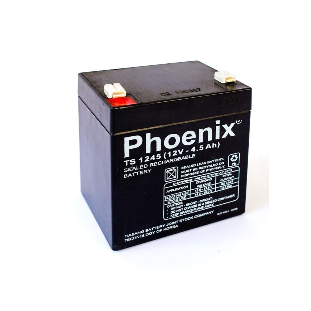 Acquy Phoenix 12V 5Ah TS1250