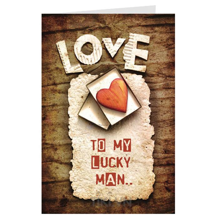 Thiệp Valentine, Thiệp Tình Yêu Tlive (1051)