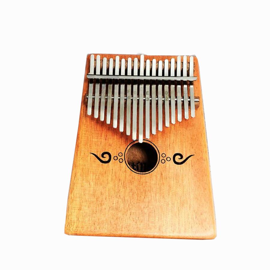 Đàn Kalimba 17 phím Gỗ Móc Câu Tặng Kèm Khóa Học Miễn Phí