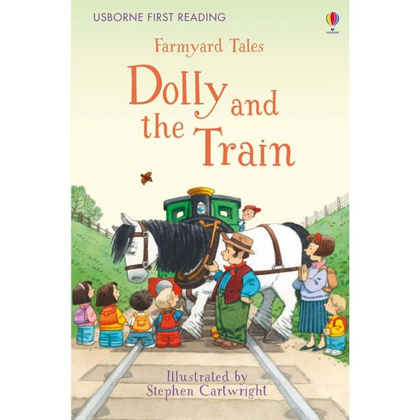 Usborne Dolly and the Train