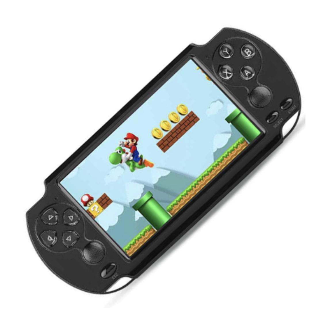 Máy Chơi Game Station X12 cài sẵn 10.000Game 8Gb