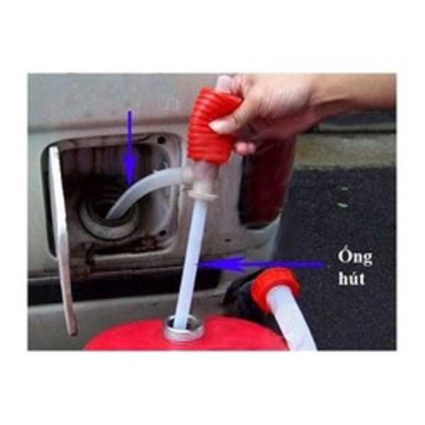 Ống hút chất lỏng dầu khí cầm tay