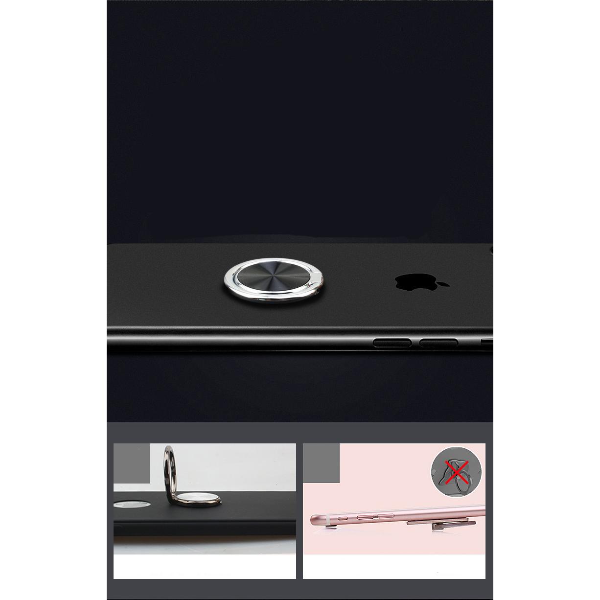 Iring nhẫn điện thoại rotation ring phone móc gắn điện thoại thông minh hình tròn móc dán lưng điện thoại giá đỡ dán lưng điện thoại đa năng