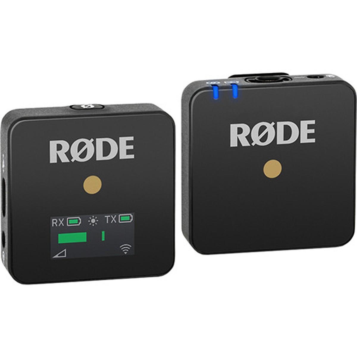 MICROPHONE RODE WIRELESS GO - hàng nhập khẩu