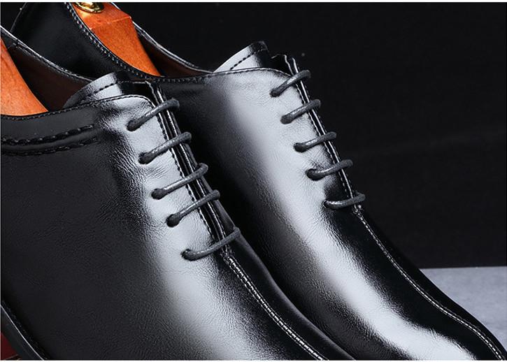 Giày Tây Nam Công Sở Da Cao Cấp Sang Trọng