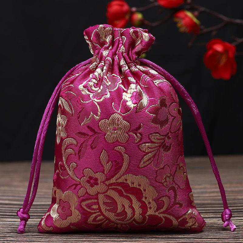 Túi thơm đủ màu nhiều mùi thơm hương tự nhiên trang trí treo xe treo phòng khách màu ngẫu nhiên