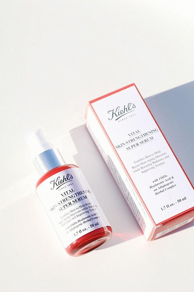 Tinh chất Kiehls Vital Skin Strengthening Super Serum - 50ml