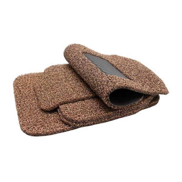 Bộ thảm lót sàn xe dấu bụi siêu sạch xe 4-5 chỗ