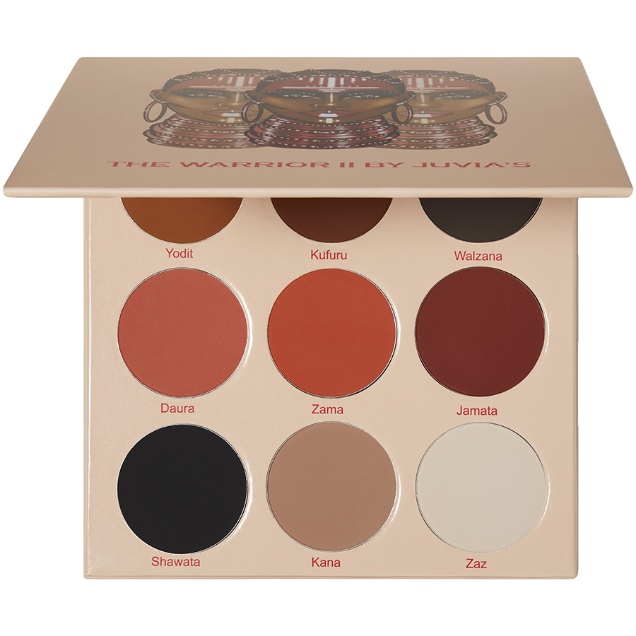 Bảng phấn mắt Juvia's Place The Warrior 2 Eyeshadow Palette 32.4g