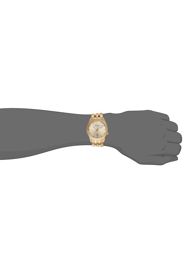 Đồng Hồ Nam Dây Kim Loại BULOVA 97B134 (41mm) - Vàng