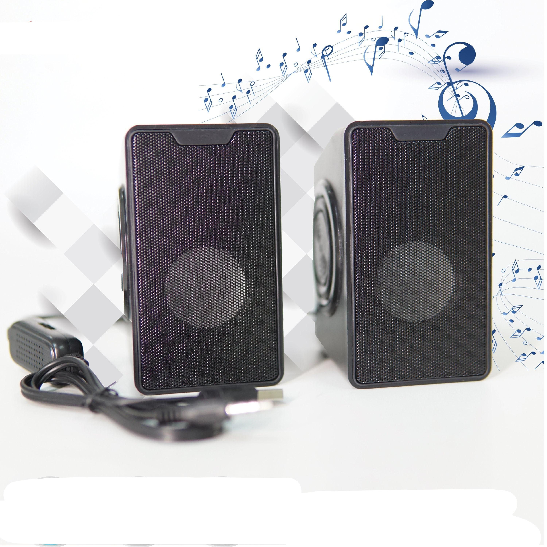 Loa Vi Tính 2.0 Ruizu RS-330 - Hàng Chính Hãng